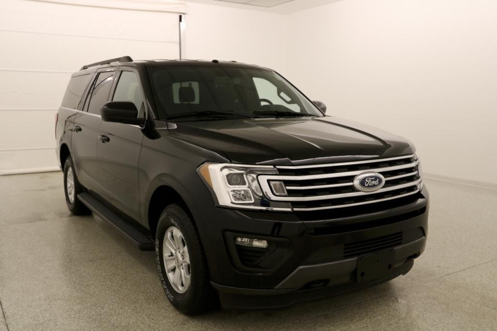 Pre-Owned 2018 Ford Expedition Max XL