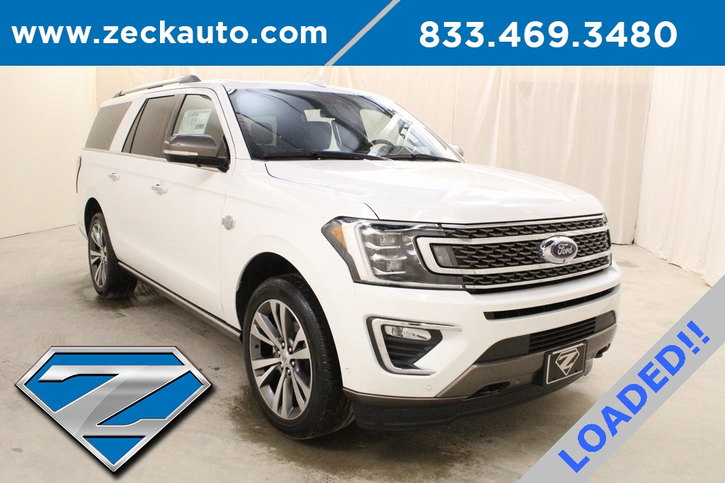 New 2020 Ford Expedition Max King Ranch