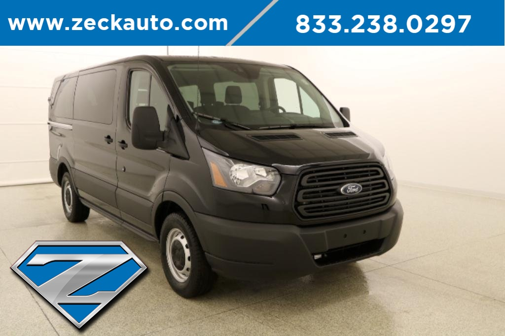 Pre-Owned 2019 Ford Transit-150 XL Low Roof 8 Passenger Wagon
