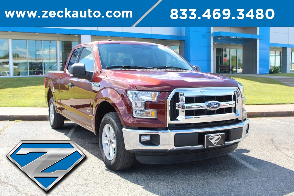 pre owned  ford   xlt super cab  purcell p zeck ford oklahoma