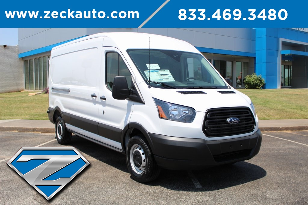 Ford Transit 250 >> New 2019 Ford Transit 250 Base Rwd 3d Medium Roof Cargo Van