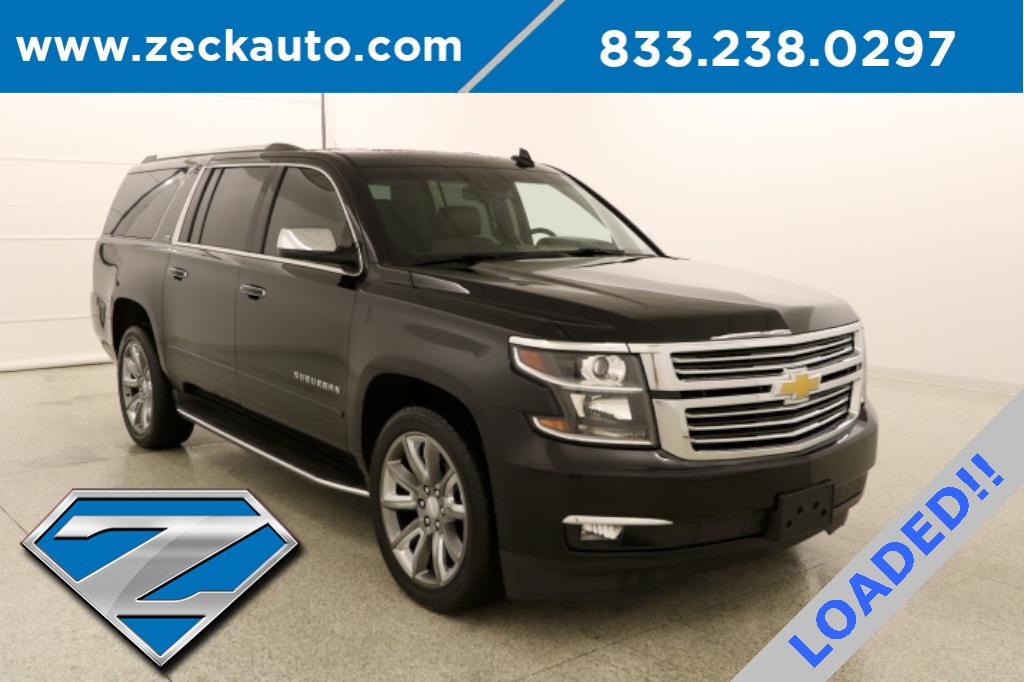 Pre Owned Suburban >> Pre Owned 2016 Chevrolet Suburban 1500 Ltz With Navigation 4wd