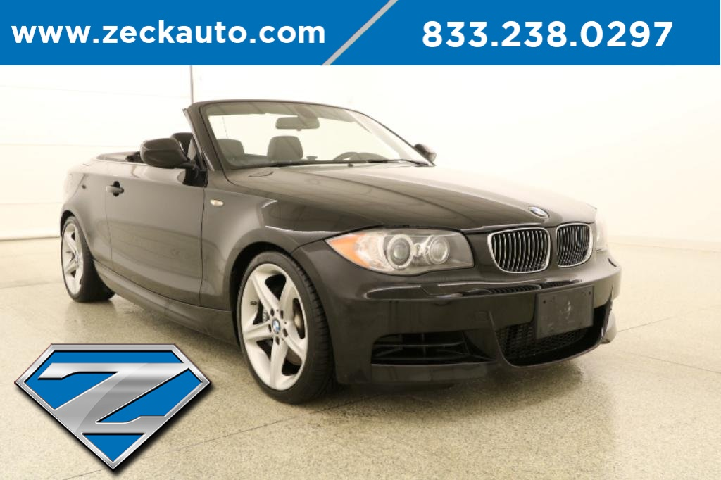 Pre-Owned 2010 BMW 1 Series 135i