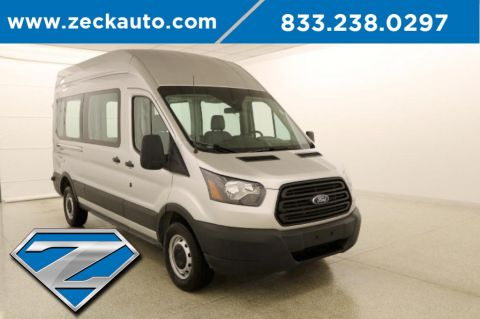 Pre-Owned 2019 Ford Transit-250 High Roof Cargo Van
