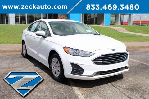 156 New Ford Cars, SUVs in Stock | Zeck Ford Oklahoma