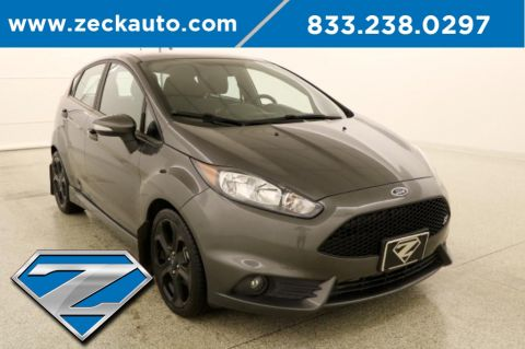 Pre-Owned 2017 Ford Fiesta ST